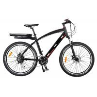 Buy cheap 8 Speed High End Electric Mountain Bike Foldable Electric Bicycle wih LCD from wholesalers