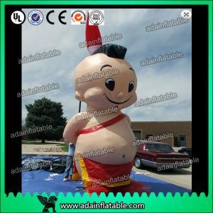 China Inflatable Indian Boy Custom Inflatable Egypt Warrior wholesale
