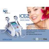 China 2500w Color Touch Screen E-Light IPL RF Multifunctional Shr Opt Ipl Hair Removal wholesale