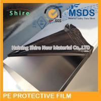 China 1250mm Width Black&white Protective Film For Stainless Steel Sheet wholesale