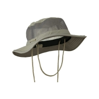 China 52cm Breathable Mesh Fishing Bucket Hats For Outdoor Entertainment wholesale