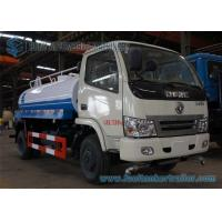 China Dongfeng  2 cbm  -3 cbm water tank Fire Fighting Vehicle , Jinka Cab 90hp on sale