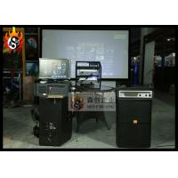 China Impressing 6D Digital Cinema Equipment with 5.1 Channel Audio System and 3D Glasses wholesale