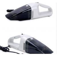 China Plastic Material Car Cleaning Vacuum Cleaner 12v Dc 60 - 90w Ce Certification wholesale