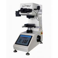 China CE Digital Display Micro Vickers Hardness Tester with Eyepiece Input Button wholesale
