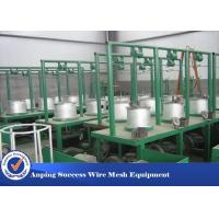 China High / Low Carbon Steel / Straight Line Wire Drawing Machine For Welde Wire Mesh on sale