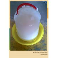 China 10kg chicken drinkers Hanging Poultry Fountain Plastic Chicken Waterer wholesale