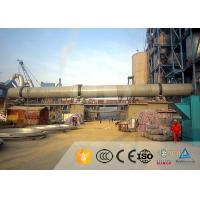 China High Precision Cement Production Line Rotary Kiln Furnace With YCT And ZSN Motor wholesale
