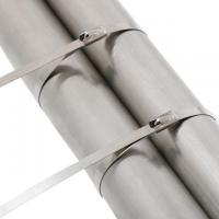 China 316 self-lock Stainless Steel Cable Ties- Ball-Lock Double Wrapped Uncoated Ties wholesale