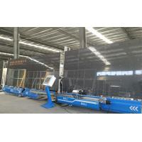China Automatic Insulating Glass Silicone Glue Sealing Robot Sealant Spreading Line 2.5m Height wholesale