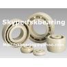 Quality IvoryWhite 6900ZZ / 6900 Ceramic Ball Bearings 2RS PEEK Non Corrodible for sale