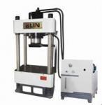 China Four-Pillar Two-Girder Hydraulic Press (BL-HP-DM125) (Economical) wholesale