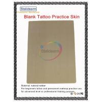 100 natural rubber blank tattoo practice skin of ec91125067 for Practice skin for tattooing