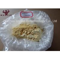 China Effective Trenbolone Enanthate Powder Parabolan Yellow Powder For Fat Loss wholesale