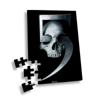 China Movie Cartoon 3d Lenticular Printing Jigsaw Puzzle For Adults wholesale