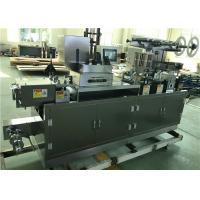 Buy cheap GMP Approved Pharmacy Bottom Price Automatic Tablet Blister Packing machine from wholesalers