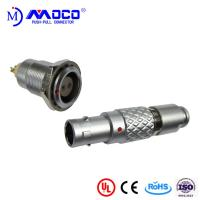 0B 2 pin male and female circular push pull connector for Infrared Camera