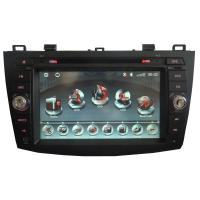 Buy cheap Mazda 3 Car Dual Zone Bluetooth DVD GPS Player with DVB-T / ISDB-T / USB / SD from wholesalers