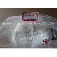 China Raw Steroid Bodybuilding Test Cyp Testosterone Cypionate Powder CAS 58-20-8 for Muscle Gain wholesale