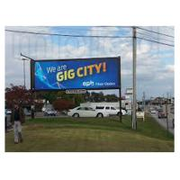 China P5 Stadium Outdoor Rental Led Screen Display 160 * 160mm Full - Color Real Pixels wholesale