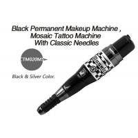 Quality Portable Mosaic Semi Permanent Makeup Tattoo Machine High Speed Eyebrow for sale