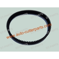 China Rubber Cutter Spare Parts Drive Belt 127974 For Ix6 Lectra Auto Cutter Machine on sale