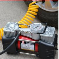 China High Pressure Hand Small Air Compressor 3.75kgs With Double Cylinder 180w 12v wholesale