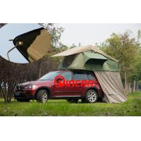 Quality 420D 260G / 280G ripstop canvas Waterproof roof top tent For travel for sale