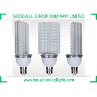 China High Power Chip 40pcs LED Corn Lamp , Dimmable E40 LED Corn Light Solar Power Supply wholesale
