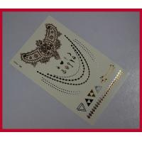 China Water transfer printing foil tattoo wholesale