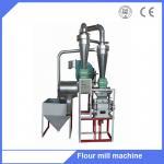 China Small automatic grain/wheat/rice flour making plant wholesale