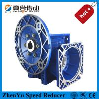 China Hollow Shaft High Speed Worm Reduction Gearbox , High Efficiency wholesale