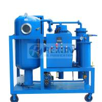 China High Viscosity Lube Oil Purifier Oil Cleaning Machine Fast Dewater 6000LPH TYA-100 wholesale