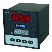 China 2 line Big Led Display Digital Pid Temperature Controller With 0.3% FS accuracy wholesale