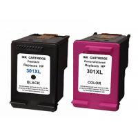 China Multicolor Remanufactured Ink Cartridges , Hp301XL Refill With 20ml / 6ml wholesale