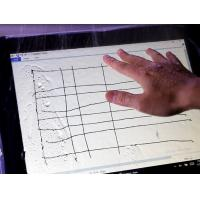 """Quality 12.5"""" Waterproof Touch panel with EETI controller for Industrial Touch Monitor for sale"""