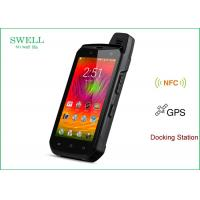 China Rugged Industrial Smartphone 5 inch 4G 64G Octa core MT6755 IP68 B8000 Model wholesale
