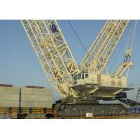 China Durable Heavy Lifting Mobile Hydraulic Crawler Crane Safe For Petrochemical wholesale