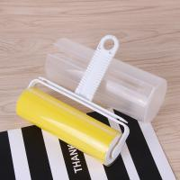 China TPR Washable Lint Roller, Clothes Cleaning, Dust Remover With Cover wholesale