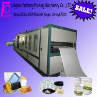 China fully automatic vacuum forming machine for food box wholesale