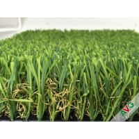Buy cheap Decorative Leisure Artificial Grass Carpet / Landscaping rugs 18700Dtex 8 Years from wholesalers