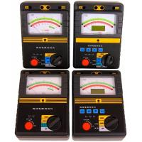 Auto Range Clamp Earth Ground Resistance Tester 0~30A Leakage Current Test 0.01-1000ohm