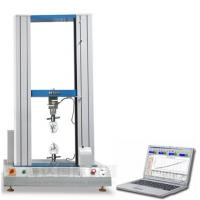 China 100n - 1000kn Rubber Tensile Strength Testing Equipment With Panasonic Servo Motor on sale