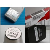 Scratch Resistance and Waterproof Matte Silver PET Barcode Printed Adhesive Labels in Electronics