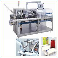 Quality Multifunctional Automatic Cartoning Machine / Carton Box Packing Machine , PLC Control for sale