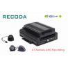 Buy cheap 3G 4G WIFI GPS 4ch Hard Disk Car Dvr Analog HD 720P Car Black Box Mobile DVR from wholesalers