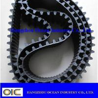 China DB type double side timing belt, type XL L H XH T5 T10 T20 AT5 AT10 AT20 3M 8M 14M S5M wholesale