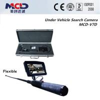 China Hand Held Portable Security Under Vehicle Inspection Mirror / Camera with DVR on sale