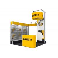 Easy set up aluminum frame exhibition booth