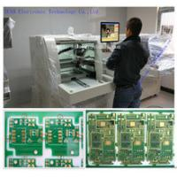 China 100mm / s CNC PCB Router , Windows Routing Bit Sectioning Twin Table PCB Separator Machine on sale